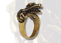 Дракон кольцо