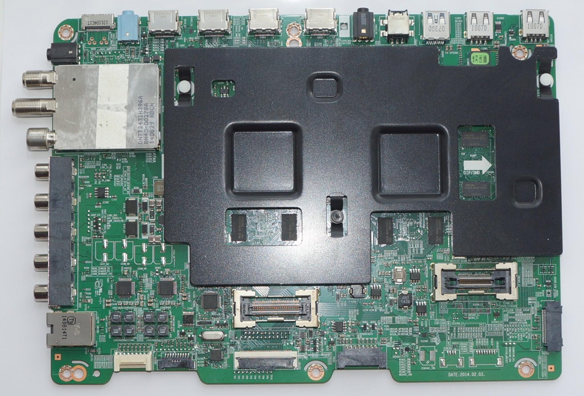 BN41-02189A mainboard телевизора Samsung