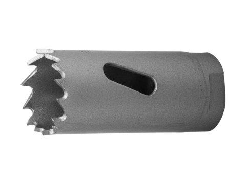 ЗУБР 19мм, коронка биметаллическая, быстрорежущая сталь