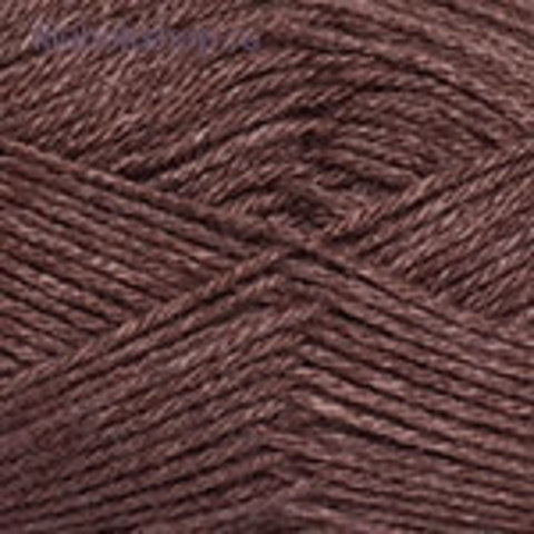 Silk Royal Yarnart 436 коричневый - пряжа, фото