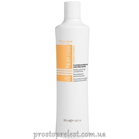 Fanola Nutri Care Restructuring Conditioner - Кондиціонер для сухого волосся