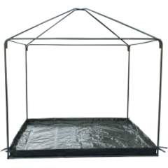 Пол для шатров Митек Пикник 3х3, 3х6 м