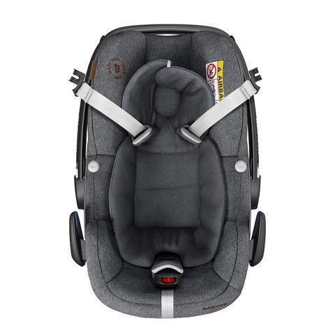 Автокресло Maxi-Cosi Pebble Pro i-Size Lux Grey Twill