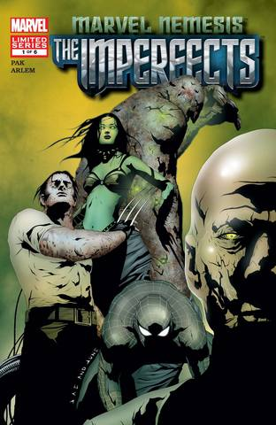 Marvel Nemesis: The Imperfects #1