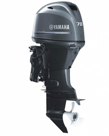 Лодочный мотор Yamaha F70 AETL