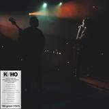 """Кино / Концерт В Дании (Христания, Фестиваль """"Next Stop Sovjet"""" 14.01.1989)(LP)"""