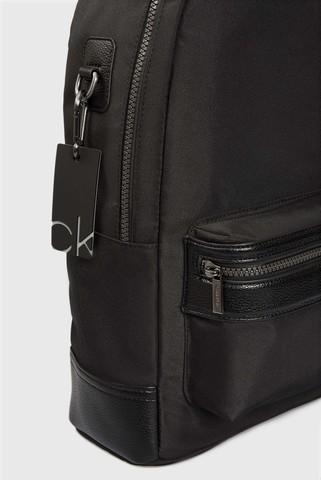 Мужской черный рюкзак CAMPUS BP Calvin Klein