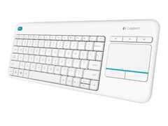 Logitech K400 plus white [118397]