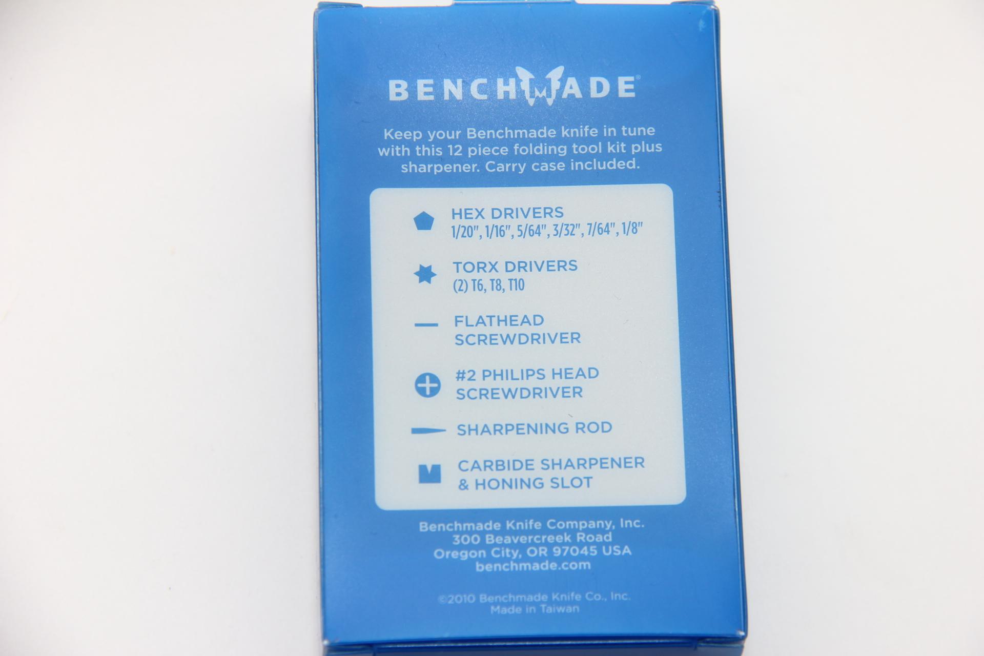 Benchmade Lonewolf Field Tool Kit универсальный набор - фотография