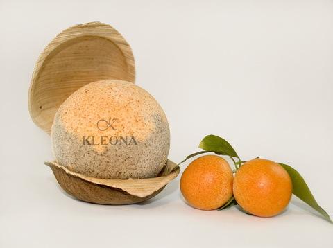 Бурлящий шар «Мандарин с корицей»
