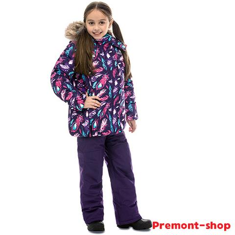 Зимний комплект Premont Пурпурная Колибри WP81208 PURPLE