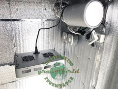 В150хД80хШ60 ГроуБокс 150W LED