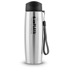Кружка-термос LaPlaya (ЛаПлая) Thermo Mug SS Strap 0.5 L Silver