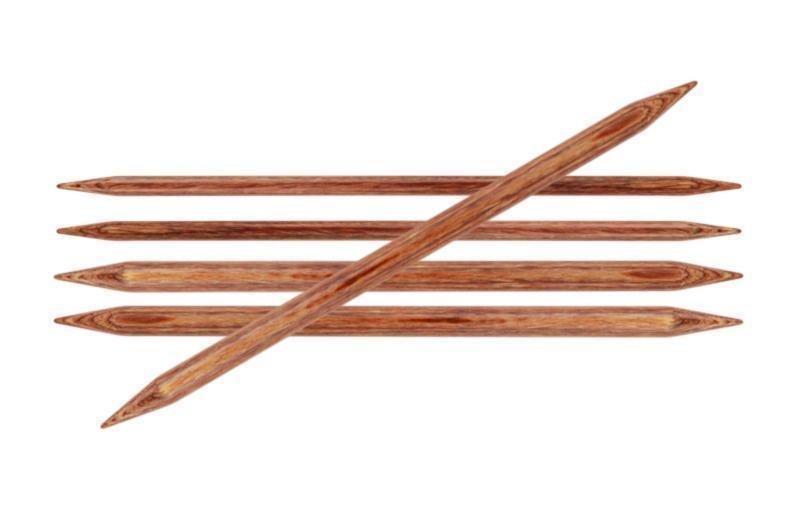 Спицы KnitPro Ginger чулочные 5,5 мм/15 см 31012