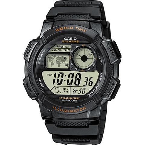 Часы мужские Casio AE-1000W-1A Casio Collection