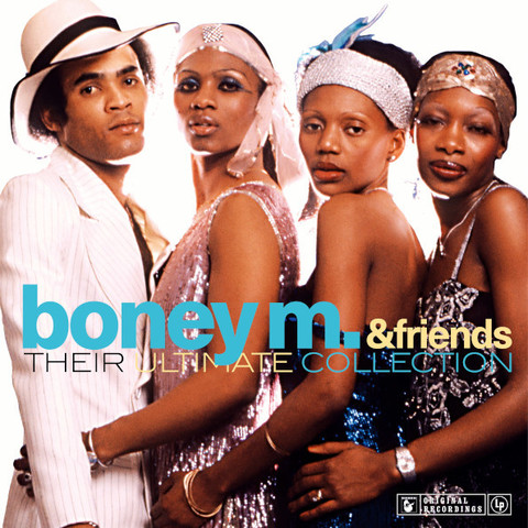 Boney M. & Friends / Their Ultimate Collection (LP)