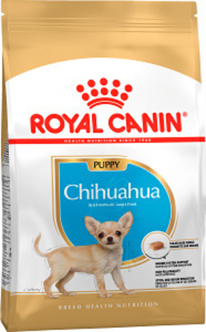Royal Canin Chihuahua Puppy сухой корм для щенков чихуахуа до 8 месяцев