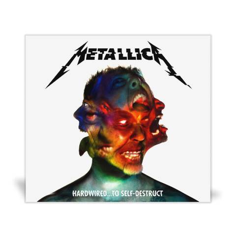 Metallica / Hardwired...To Self-Destruct (Deluxe Edition)(3CD)