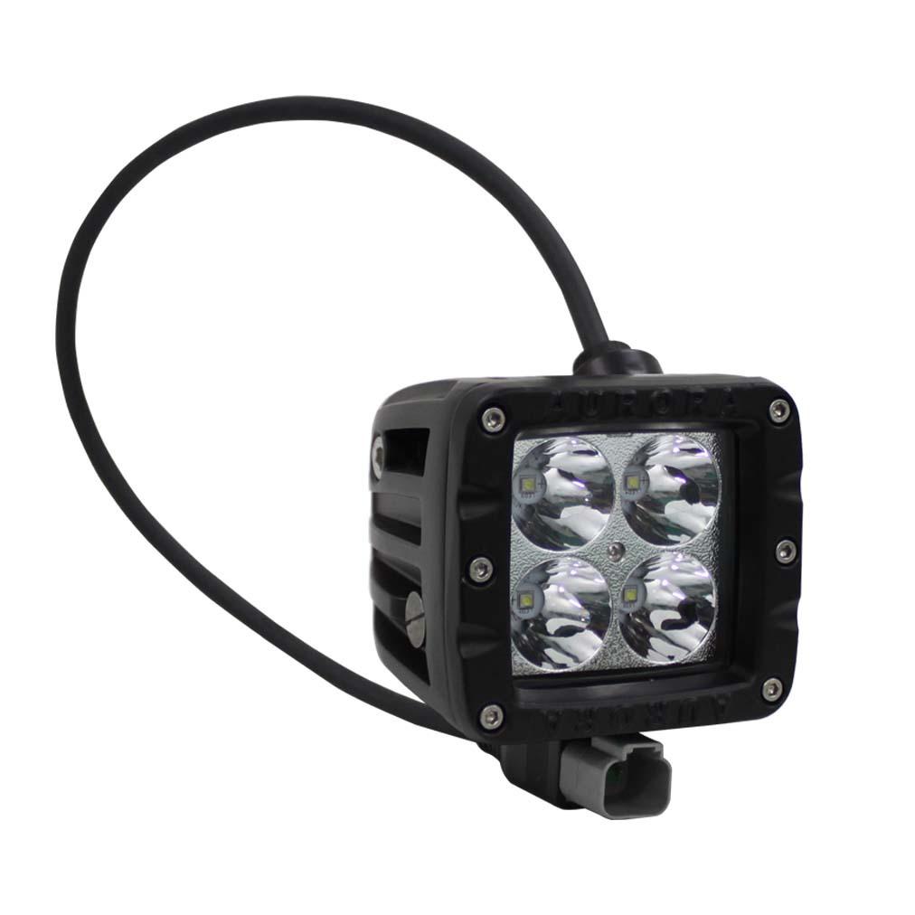 Светодиодная LED фара дальнего света 40 Вт Аврора