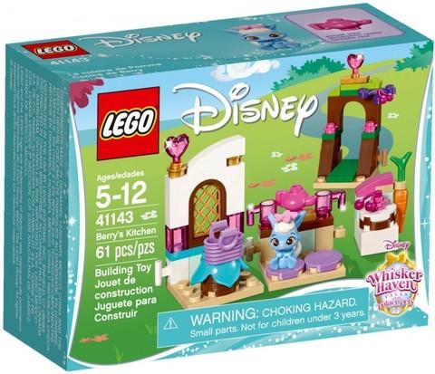 LEGO Disney Princess: Кухня Ягодки 41143 — Berry's Kitchen — Лего Принцессы Диснея