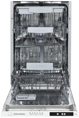 Встраиваемая посудомоечная машина шириной 45 см Schaub Lorenz SLG VI4210