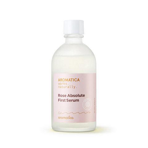 AROMATICA Rose Absolute First SerumКонцентрированная сыворотка с экстрактом розы