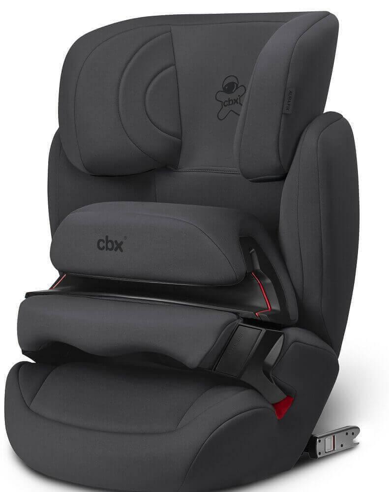 CBX by Cybex Aura-Fix Автокресло CBX by Cybex Aura-Fix Comfy Grey CBX_18_y045_AURA_FIX_LIGR_3_4view_8480_DERV_HQ.jpg