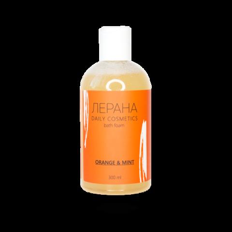 Lerana Пена для ванны «Апельсин и мята», 300 мл