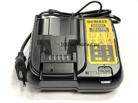 Зарядное устройство для шуруповерта DeWalt 18В (Для литиевых батарей) .