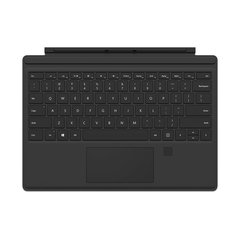 Клавиатура Microsoft Surface Pro Type Cover with Fingerprint ID (Black)