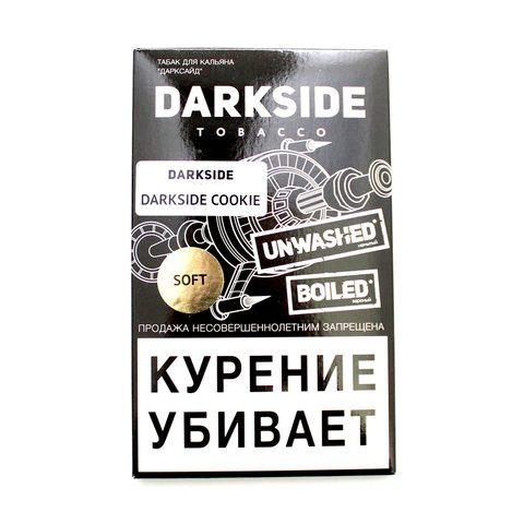 Табак для кальяна Dark Side Soft 100 гр. Darkside Cookie