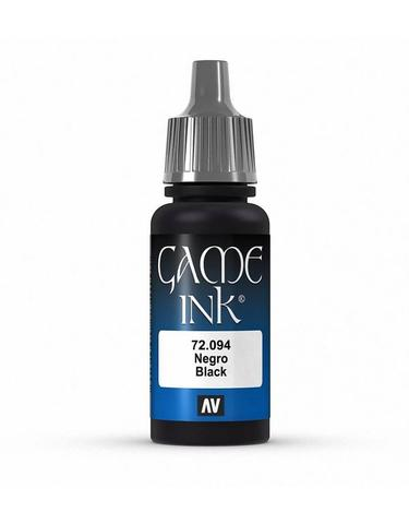 Ink Black Ink 17 ml.