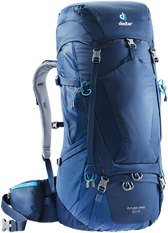 Рюкзаки Deuter Futura Vario 50+10 Midnight/Steel