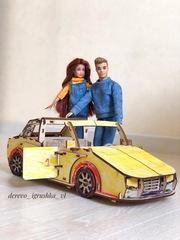 Конструктор «Машина для Барби»