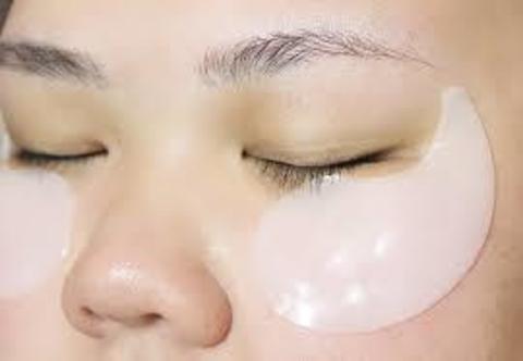 Гидрогелевые патчи с экстрактом жемчуга Koelf Pearl Shea butter hydro gel Eye patch, 60 шт