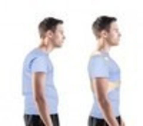 Комфортис Поистчер корсет для поддержки мышц спины и исправления осанки