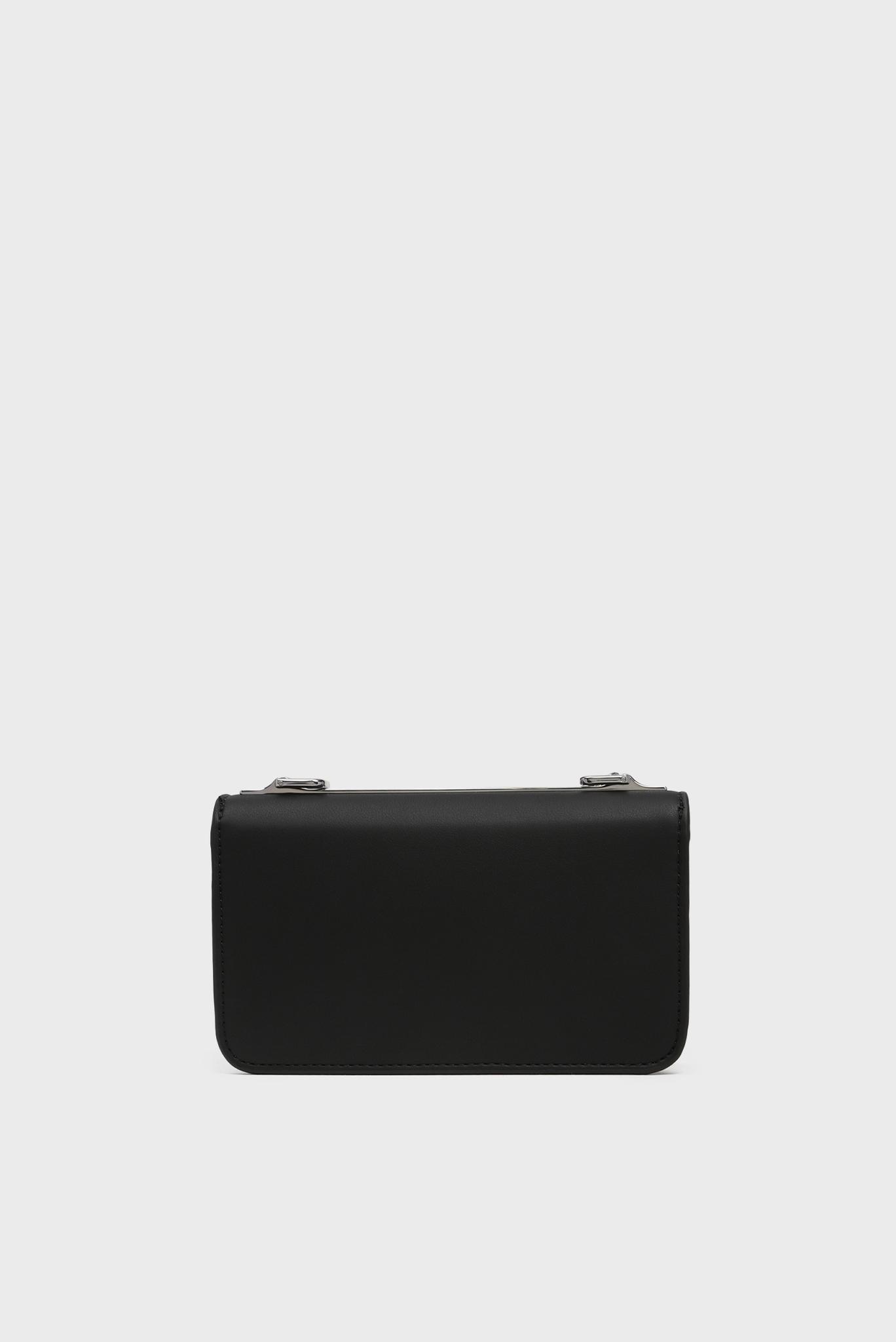 Женская черная сумка через плечо STATEMENT Tommy Hilfiger