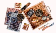 Набор деликатесов из дичи Подарок для мужчины
