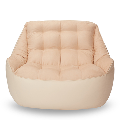 Бескаркасный диван «Босс», Бежевый