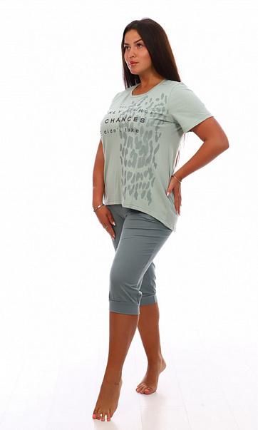 Дарья ДВ-0136 комплект футболка бриджи