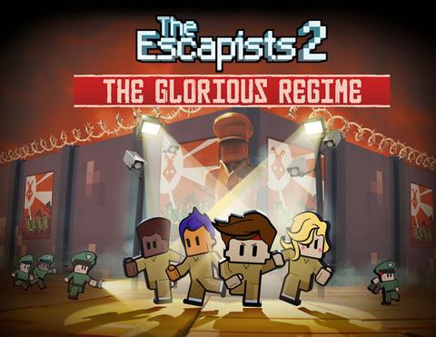 The Escapists 2 - Glorious Regime Prison (для ПК, цифровой ключ)