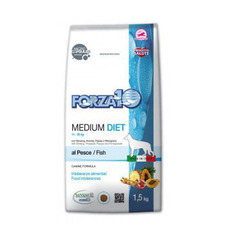 Forza Diet Medium Pesce 12кг.