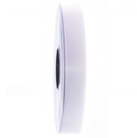 Лента полипропиленовая (размер: 19 мм 100 м), цвет: белый