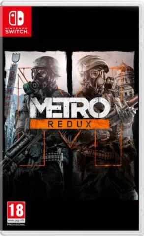 Метро 2033: Возвращение (Nintendo Switch, русская версия)