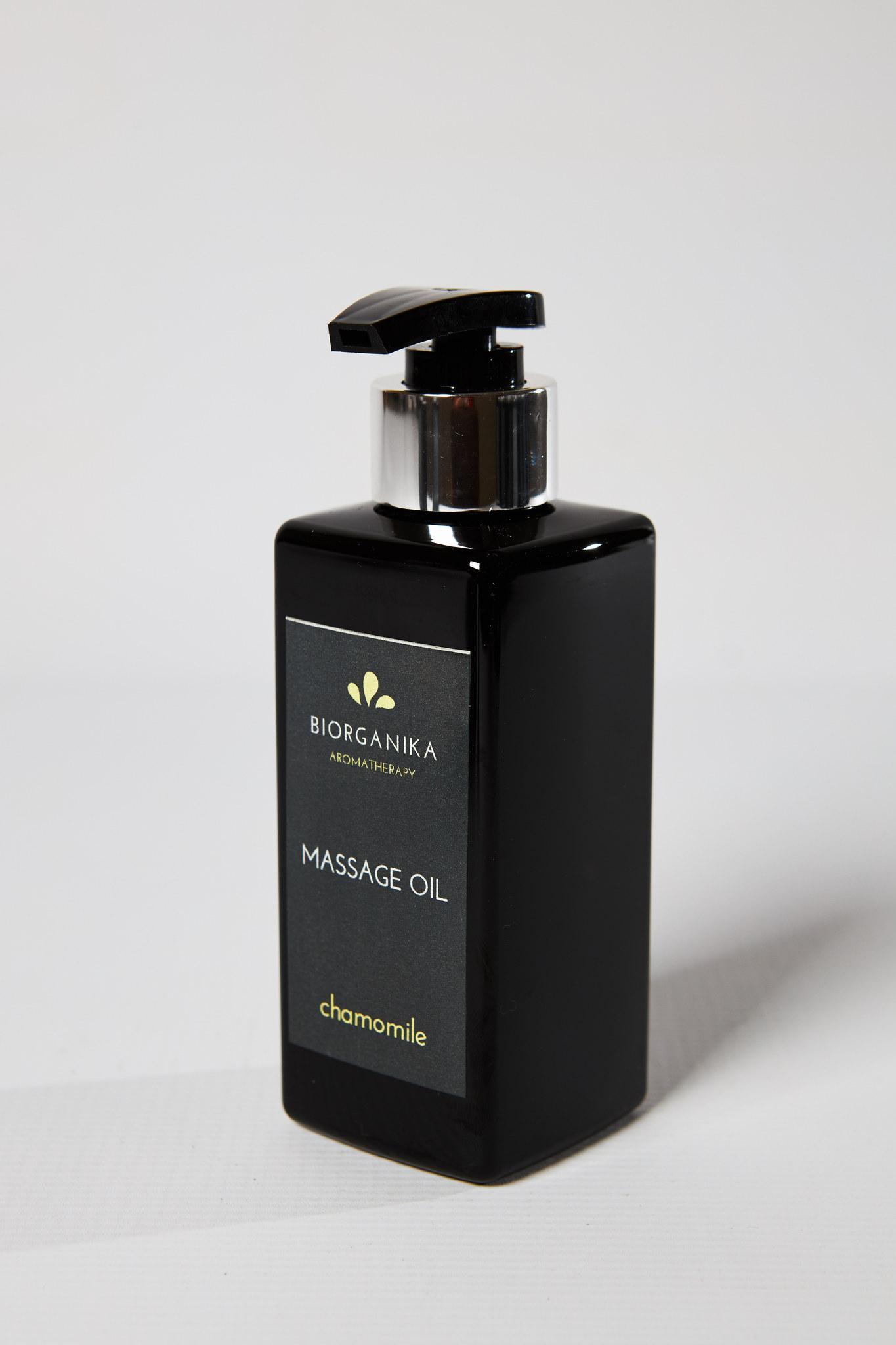 Массажное масло Chamomile