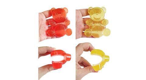 Желейный медведь валера и желтобрюх