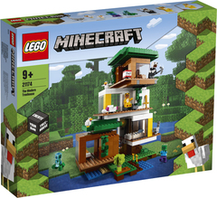 Lego Minecraft The Modern Treehouse