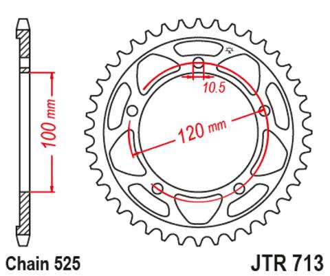 JTR713