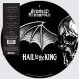 Avenged Sevenfold / Hail To The King (Limited Edition)(Picture Disc)(2LP)