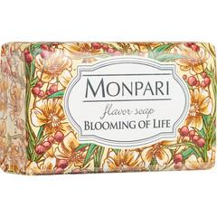 Мыло туалетное Monpari Цветение жизни 200 г